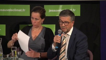 Forum Climat - Bertrand Pancher (UDI)