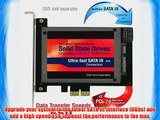 Apricorn Velocity Solo x2 Extreme Performance SSD Upgrade Kit for Desktop PCs and MacPro (VEL-SOLO-X2)