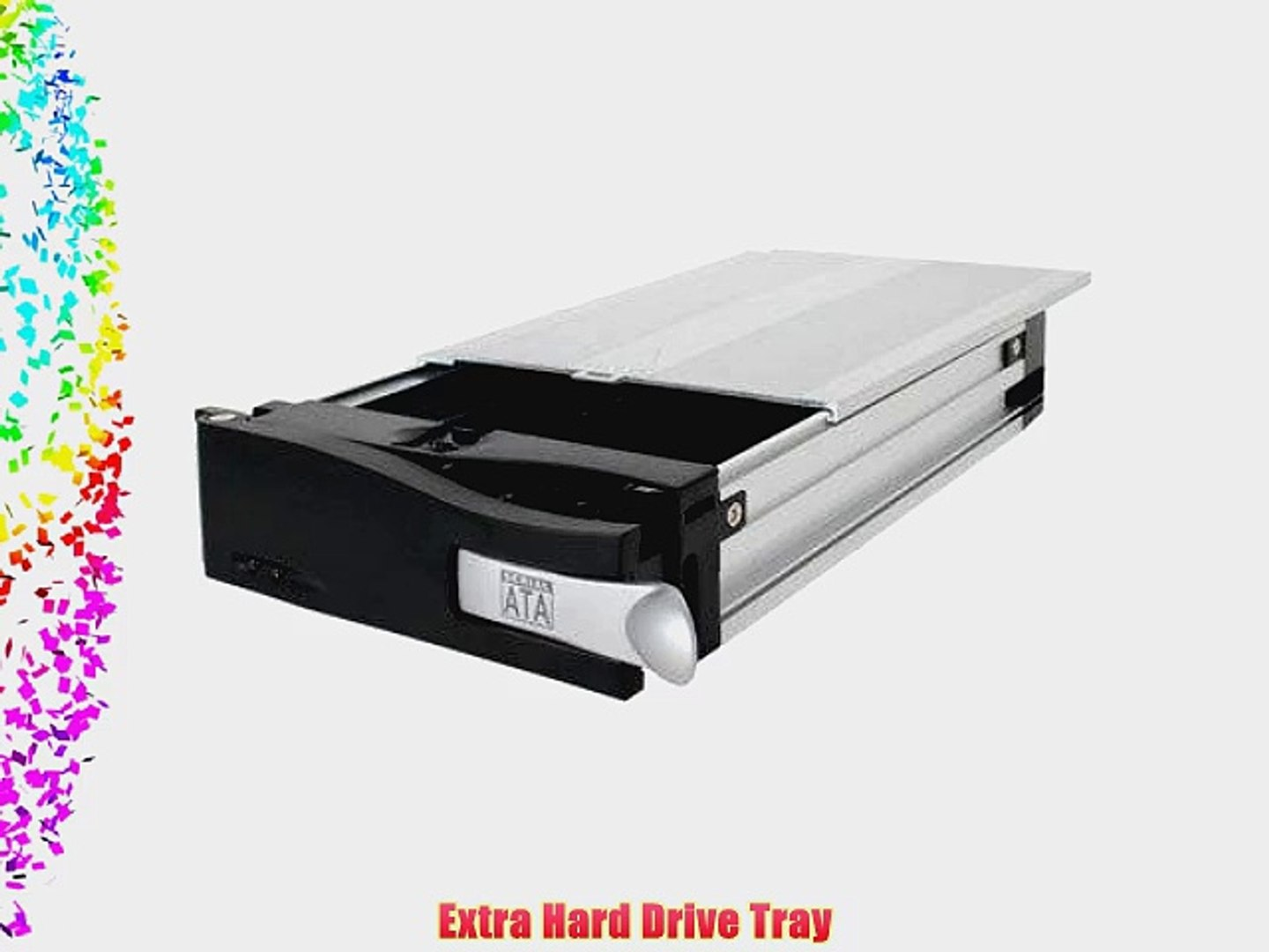 TowerRAID Removable Hard Drive Tray