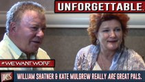 William Shatner & Kate Mulgrew Share an Unforgettable Moment with Dan Deevy - #WeWantWorf