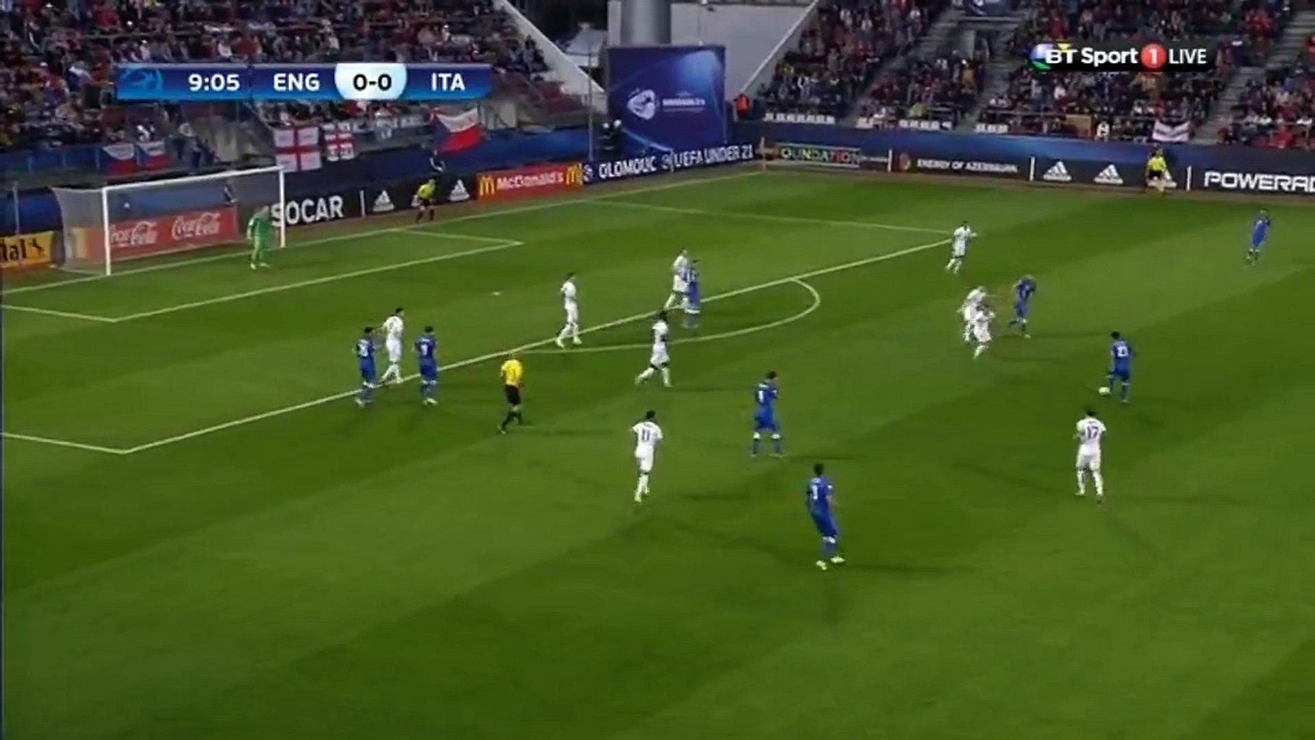 Domenico Berardi Fantastic Long Shot - England v. Italy 24.06.2015