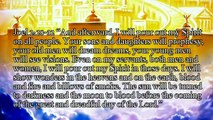 End Time Visions and Prophecies of Tsunami, Earthquake, Rapture and Tribulation   Elvi Zapata