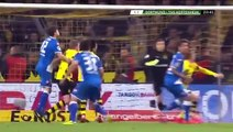 VIDEO Borussia Dortmund 3   2 Hoffenheim DFB Pokal Highlights  Soccer