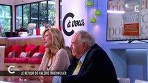 """Valérie Trierweiler : mon fils était """"resté proche de François Hollande qu'il considérait comme son beau-père"""""""