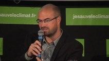 Forum Climat - Nicolas Vercken (OXFAM)