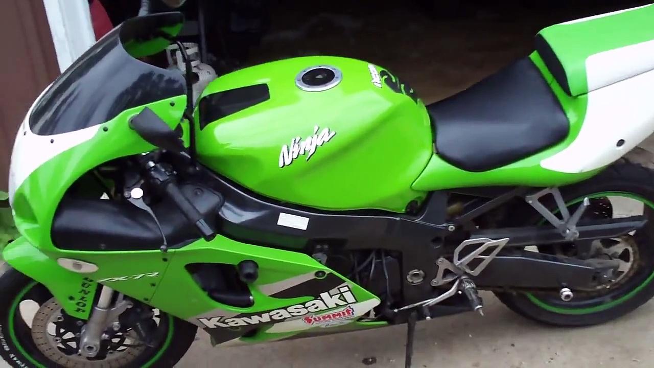 2000 Kawasaki ZX7R