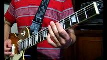 Metallica - Seek and Destroy (Rhythm Guitar Cover)