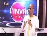 """L'invité du 20h: Alioune Tine :"""" Le Sénégal a su exporter l'esprit du 23 Juin..."""""""