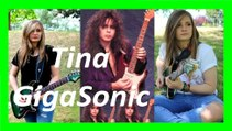 Tina S. Versus Yngwie Malmsteen - Arpeggios from Hell
