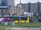 Kiev's trackless trolley / Киевский троллейбус