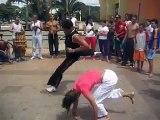 Roda de Capoeira senzala Brasilia mestre Amendoim