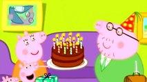 Peppa Pig en Francais - L'anniversaire de Papa Pig - 2015