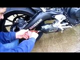 YAMAHA MT 09 FZ 09 SCARICO GPR VIDEO CATALOGO   GPR YAMAHA MT 09 FZ 009 EXHAUST VIDEO CATALOGUE