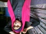 How To Wear Hijab Video Paris The Latest Model l Video Cara Memakai Jilbab Paris Model Terbaru Vol 2