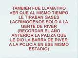 RIVER CORRE A BOCA EN MAR DEL PLATA (LOS BORRACHOS DEL TABLON VS LA 12) POR MAXI O.