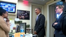 """West Wing Week 3/7/14 or, """"Look Who's In Our Room"""""""