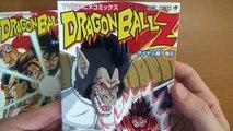 Dragon Ball Z TV Series Comics Edicion Saiyan y Fuerzas Especiales Ginyu