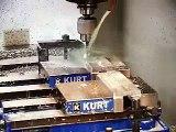 CNC Machining at Creative Machining, Vicksburg, MS