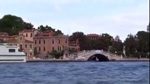 Murano, Italy to Venice, Italy - Vaporetto (Water Bus) 7 HD (2015)
