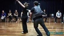 D'Amico Dance West Coast Swing Intermediate 2 Swing with Eric Grey styling