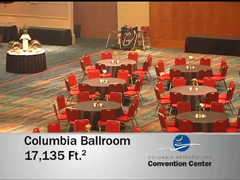 Columbia Metropolitan Convention Center - Columbia Ballroom