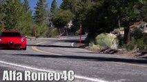 Corvette Stingray vs Alfa Romeo 4C vs Porsche Caymen : Best Sports Car for the Money