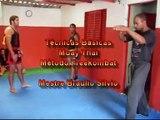 Muay Thai  Técnicas de Ataque Defesa  Nivel Basico - GUARULHOS