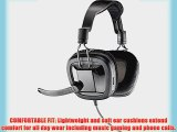 Plantronics GameCom 388 Gaming Stereo Headset  - Compatible with PC