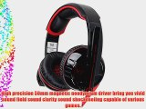 VersionTech Red EACH G6000 Professional 3.5mm PC Gaming Stereo Noise Cancelling Headset Headphone