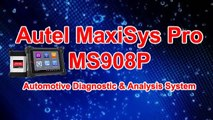 Autel MaxiSys Pro MS908P - Increase Speed Limiter Mercedes