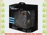 ROCCAT KAVE XTD Stereo Military Edition Premium Gaming Headset Camo Charge