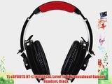Tt eSPORTS HT-LTM010ECBL Level 10 M Professional Gaming Headset Black