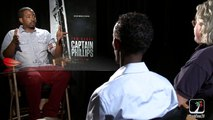 Captain Phillips Interview w/ Somali Star Barkhad Abdi and Director Paul Greengrass
