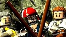 Lego Piratas do Caribe - O Jogo - Trailer Legendado (cc)
