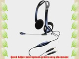 Plantronics Audio 60 Stereo PC Headset