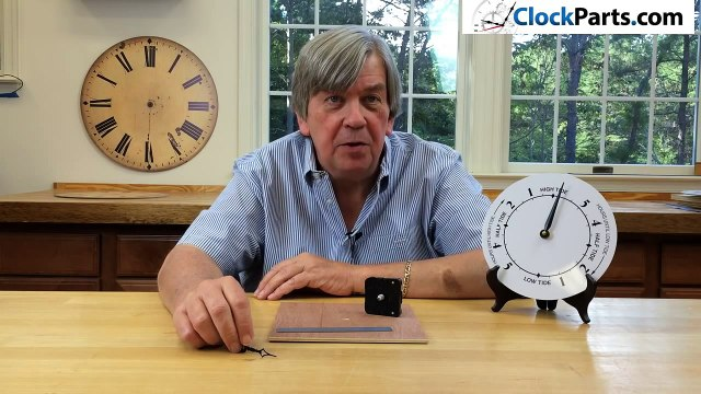 Top Rated High Torque Clock Movement