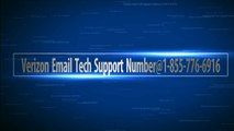 Verizon Email Tech Support Number@1-855-776-6916