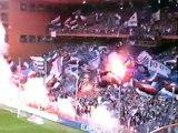 COREOGRAFIA GRADINATA SUD (derby Genoa - Sampdoria 03/05/09) I COLORI + BELLI DEL MONDO