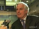Vote à l'Etranger : Michel Barnier