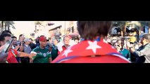 Natalia Saenz la imagen de Bud light comercial de la copa del mundo