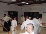Shirakawa Katsutoshi 7th dan Aikikai shihan - Kangeiko 2009, Hungary, Esztergom, Shinbukan Dojo