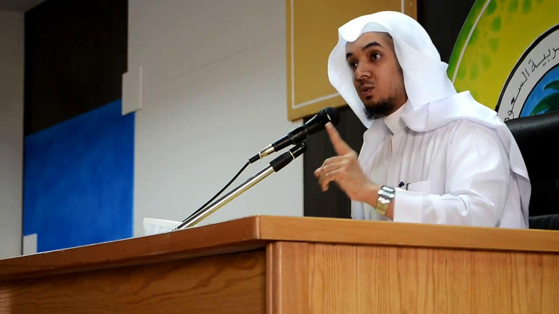 مختصر محاضرة للشيخ عادل الخديدي عن العمل التطوعي