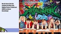 Graffiti Fototapete - Street Art Graffitti Tapete -