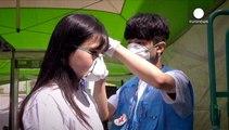 El coronavirus se cobra dos nuevas víctimas mortales en Corea del Sur