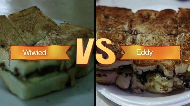 JKT - Roti Bakar   Food Wars Asia   Food Network Asia