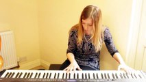 Kitty Plum - Power Rangers Theme (piano cover)