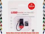 Unirex Micro SD Card with USB Reader (USR-325)
