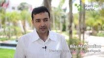 Ilias Majdouline, Directeur de l'Ecole Polytechnique d'Agadir @ Startup Weekend Agadir 2014