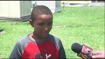 Deux enfants sauvent des nourrissons d'une maison en feu