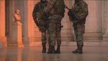 Le gouvernement fédéral abaisse à 160 le nombre de militaires mobilisés